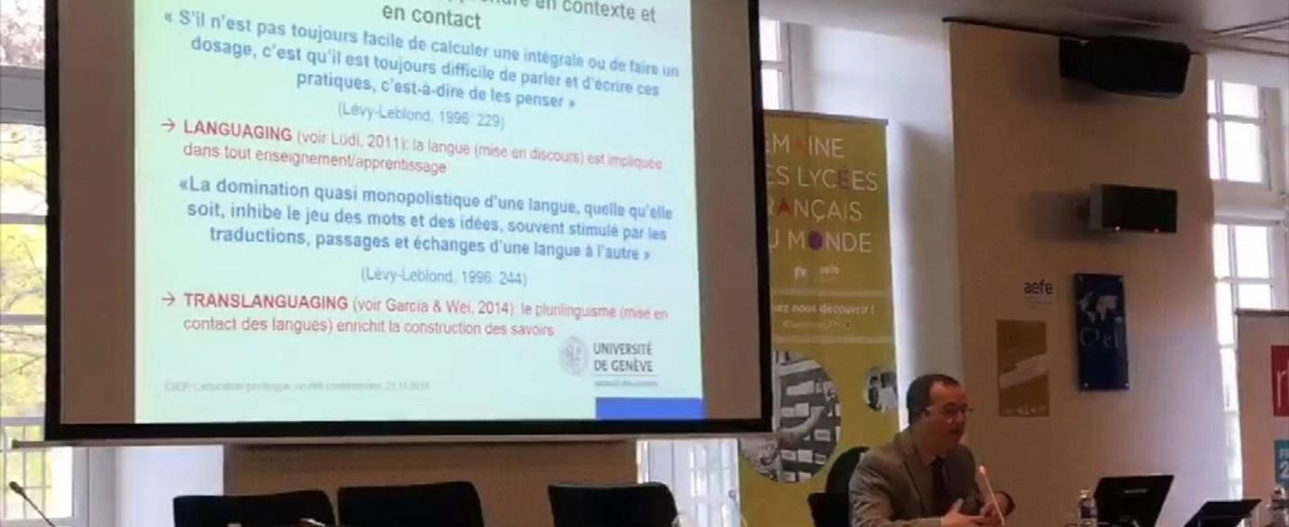 Bilan de la semaine des lycées français du monde