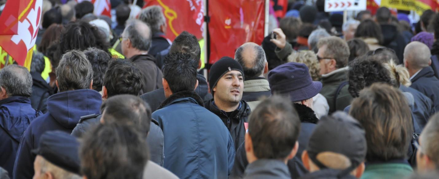 Grève: forte mobilisation dans les lycées français de l'étranger