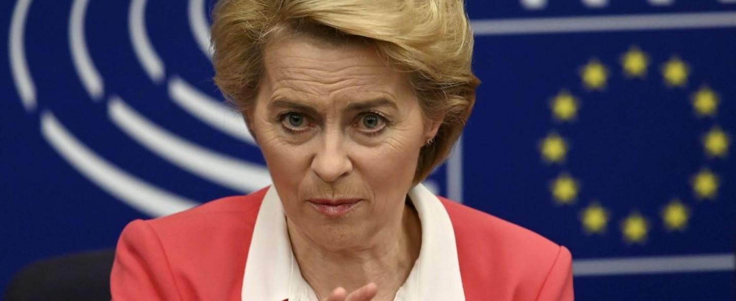 Le Parlement adoube la nouvelle Commission européenne