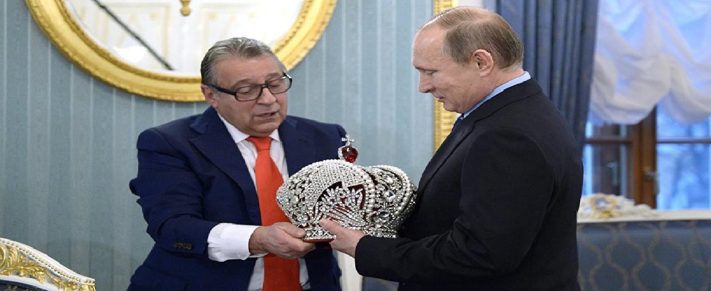 L'Europe et la couronne de Poutine