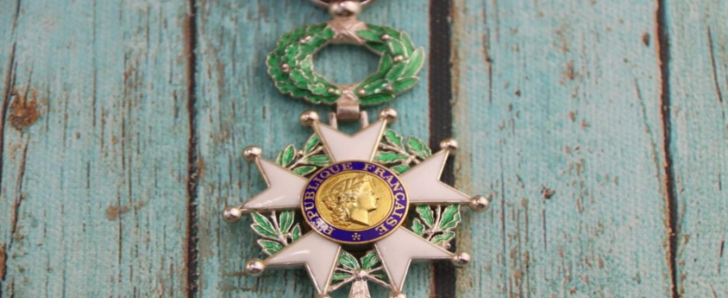 Ces Français de l'étranger récipiendiaires de la Légion d'honneur