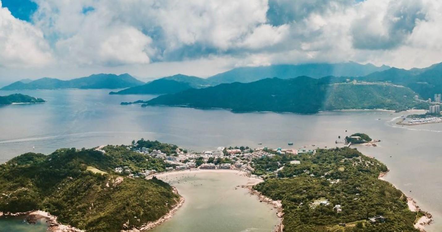 Hong-Kong c'est une ville… et des îles…