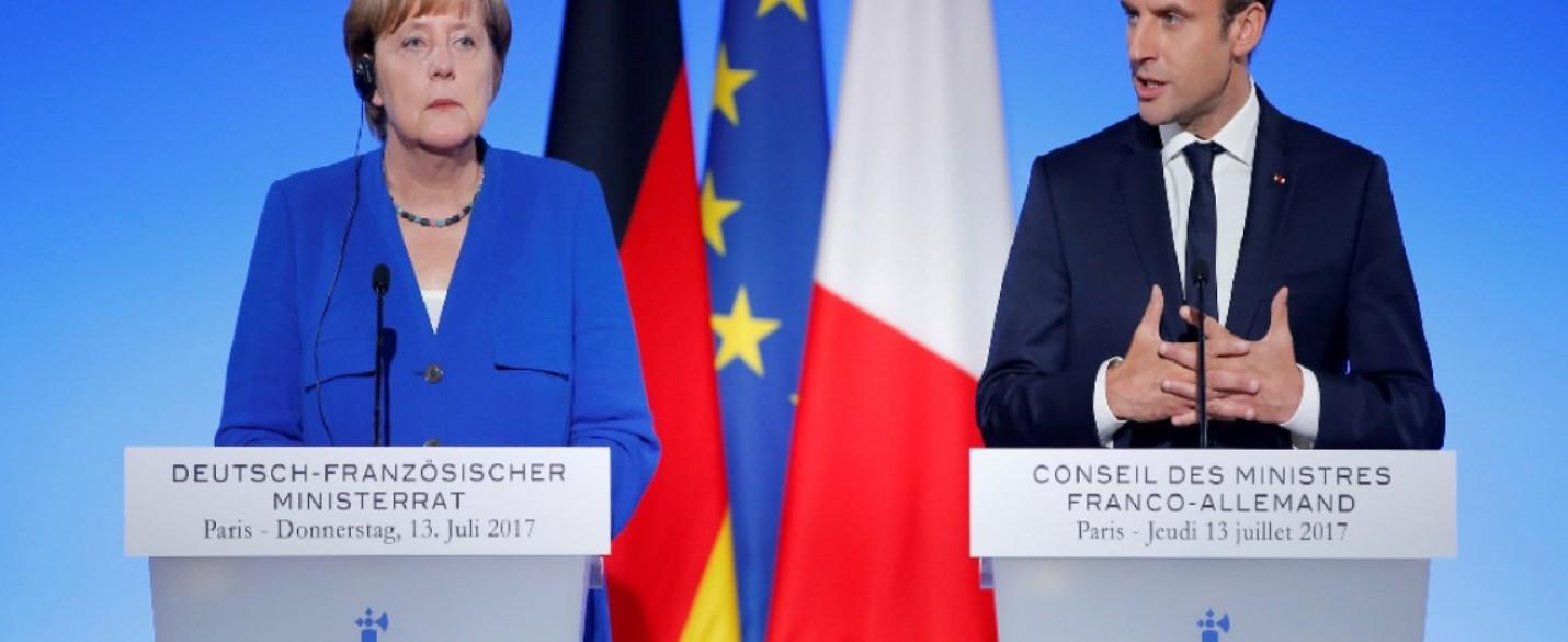 La France et l'Allemagne, des associés aux intérêts pas toujours convergents