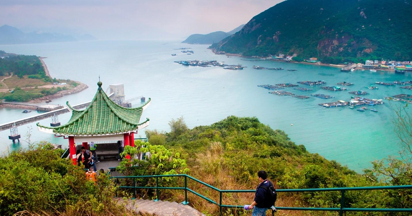 Hong Kong c'est une ville et des iles