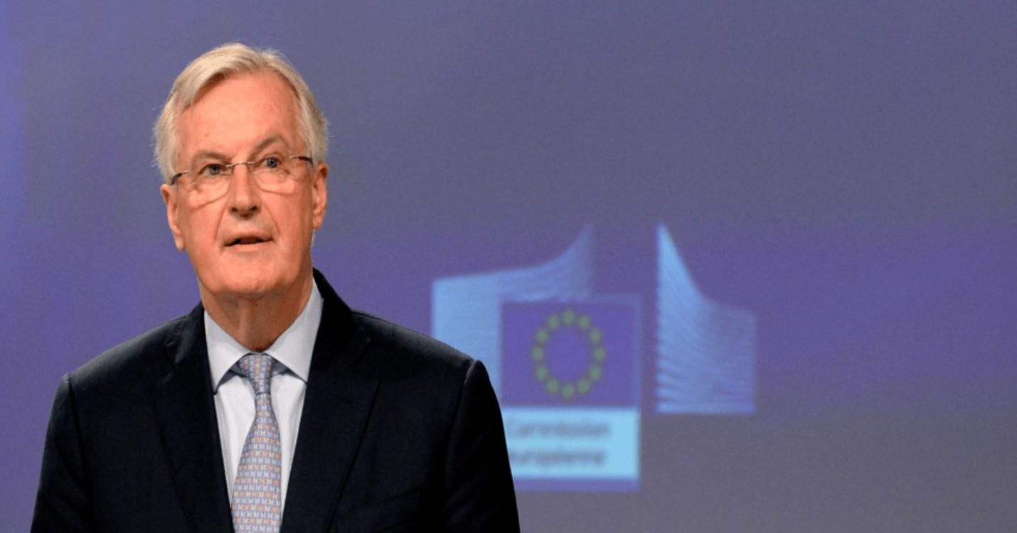 Barnier exaspéré par l'attitude du Royaume-Uni lors des négociations post-Brexit