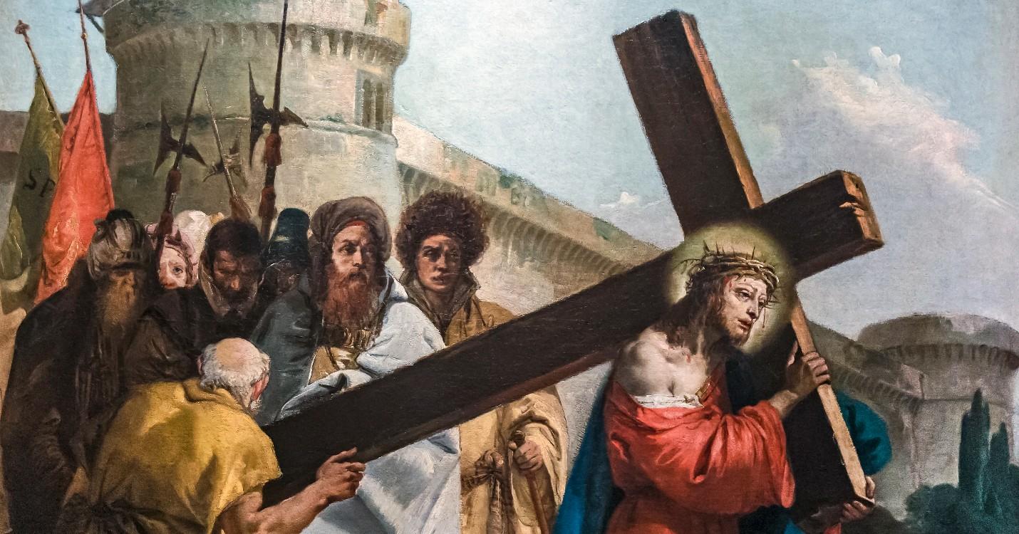 Méditation autour des stations du Chemin de croix