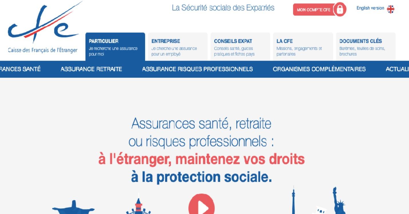 Mobilisation à la Caisse des Français de l'Etranger – Covid 19 pris en charge à 100%