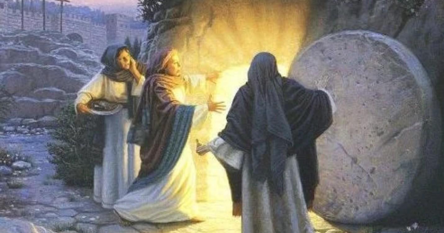 Pâques et notre vie