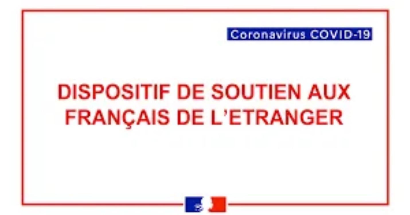 Coronavirus : aide ponctuelle aux Français en difficulté