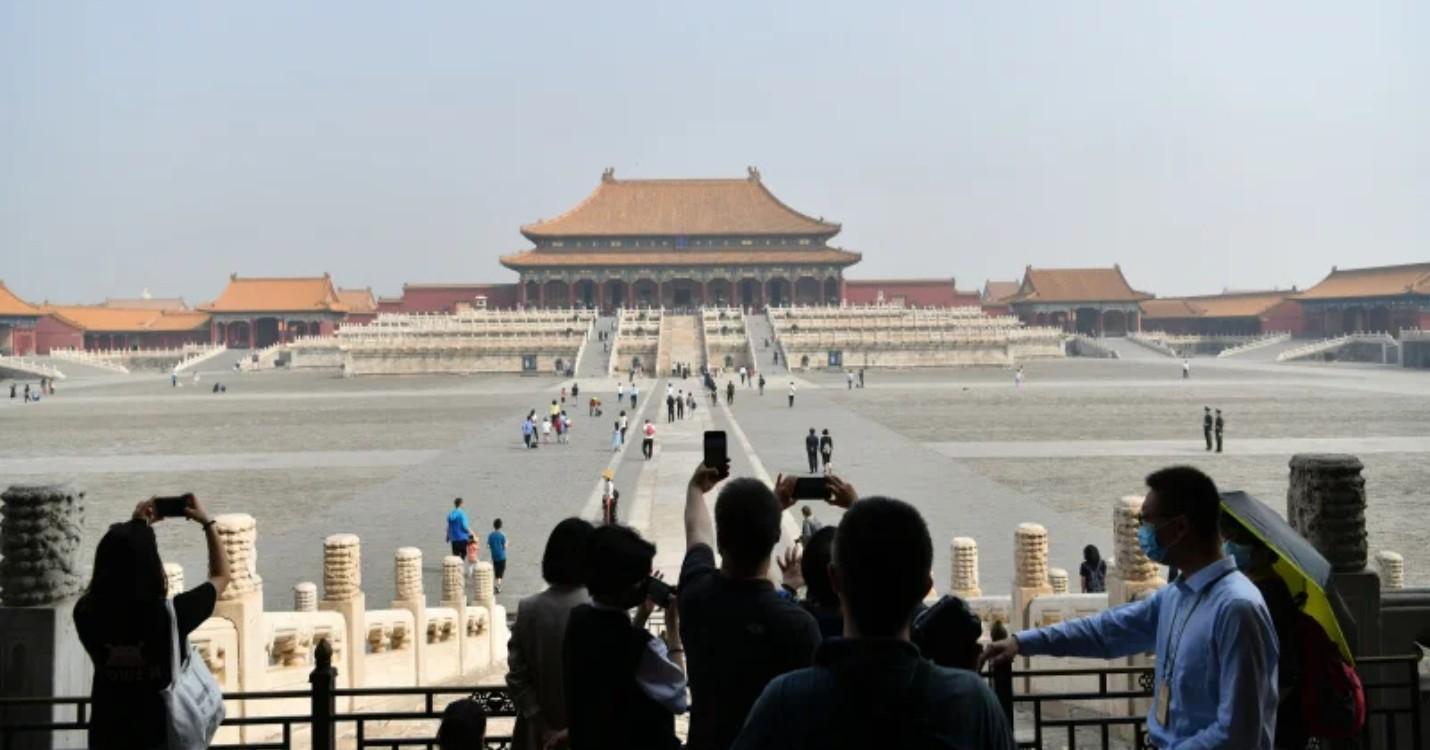 Un 1er mai mouvementé à Hong Kong, réouverture du Musée du Palais à Pékin