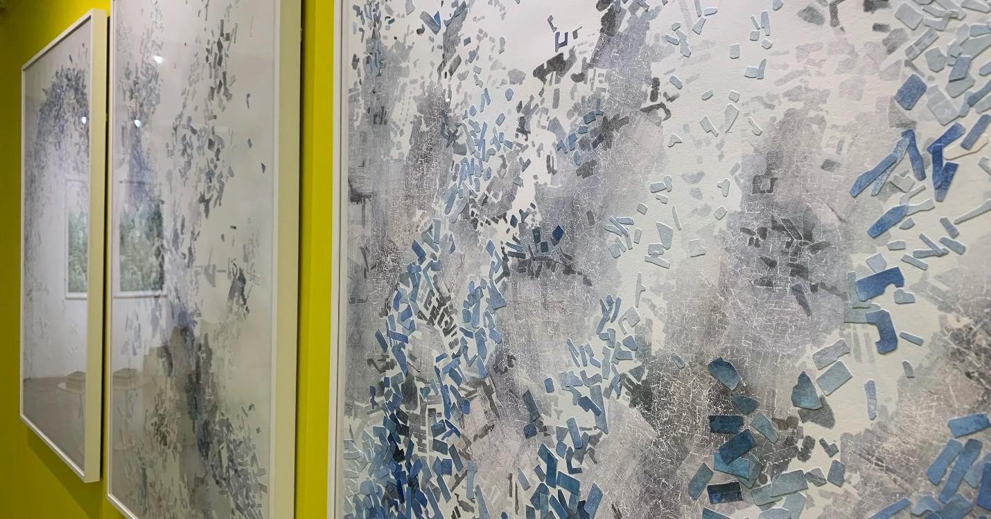 A la rencontre de l'artiste Daphné Mandel