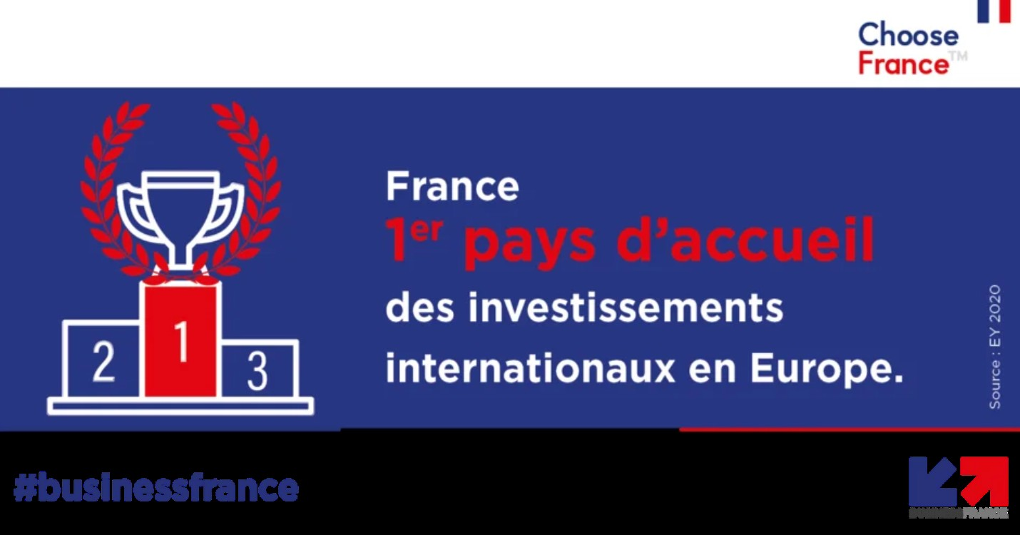 Bilan 2019 des investissements internationaux en France
