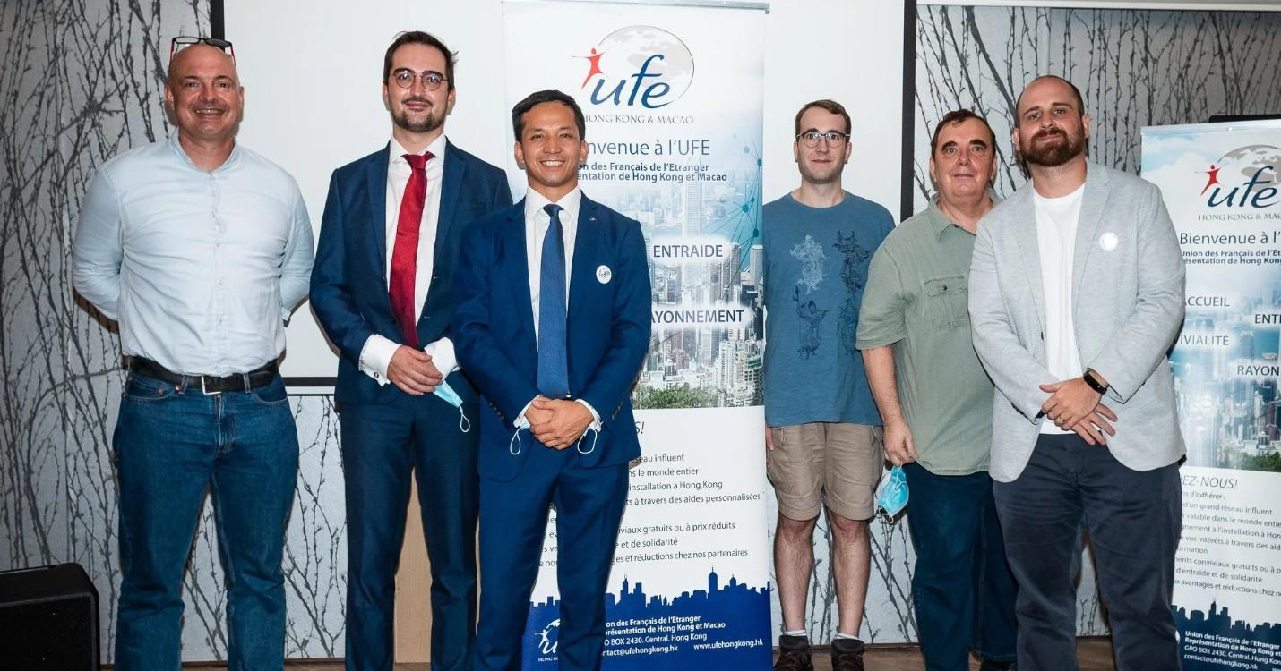 Retour sur l'Assemblée générale de l'UFE Hong Kong