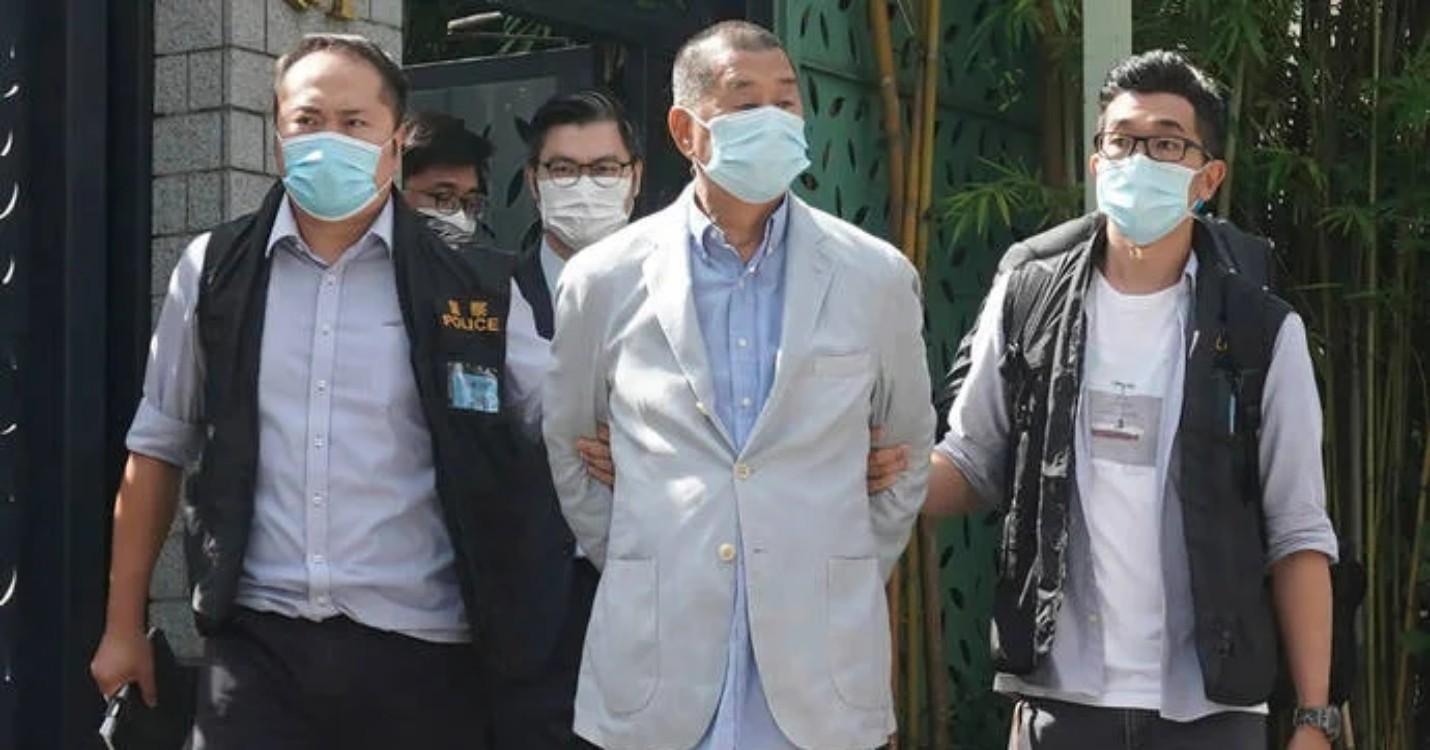 Arrestation du magnat de la presse Jimmy Lai, 4 à 5 millions de personnes testées à Hong Kong