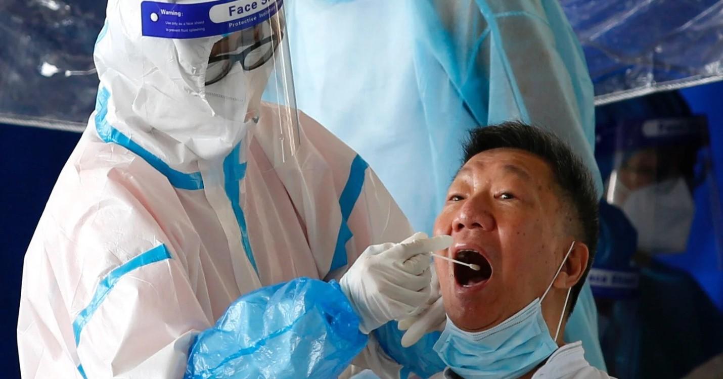 Programme de tests qui sera lancée à Hong Kong le 1er septembre, Taiwan Vs la Chine