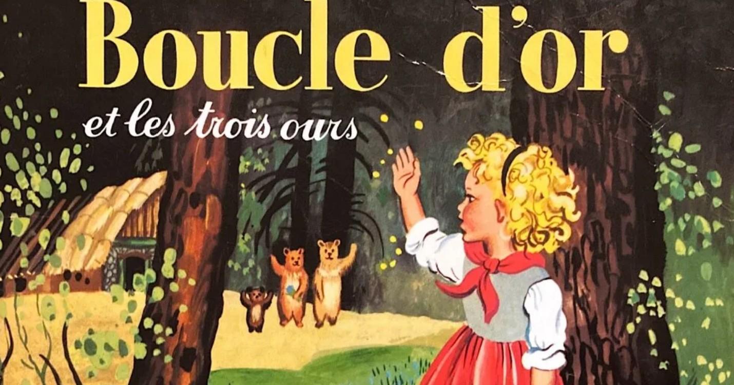 """""""Boucles d'or et les trois ours"""", raconté par Alma Brami"""