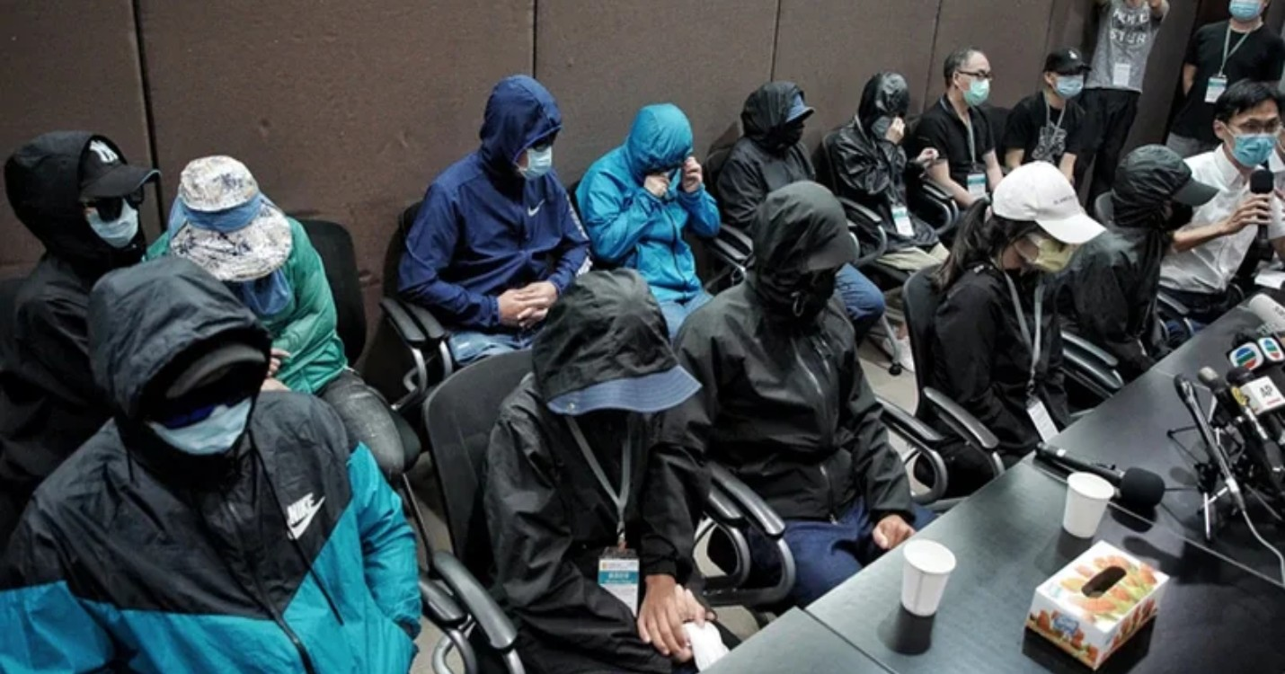 Détention de 12 Hongkongais à Shenzhen, le plus grand salon aéronautique de Chine annulé ou pas.