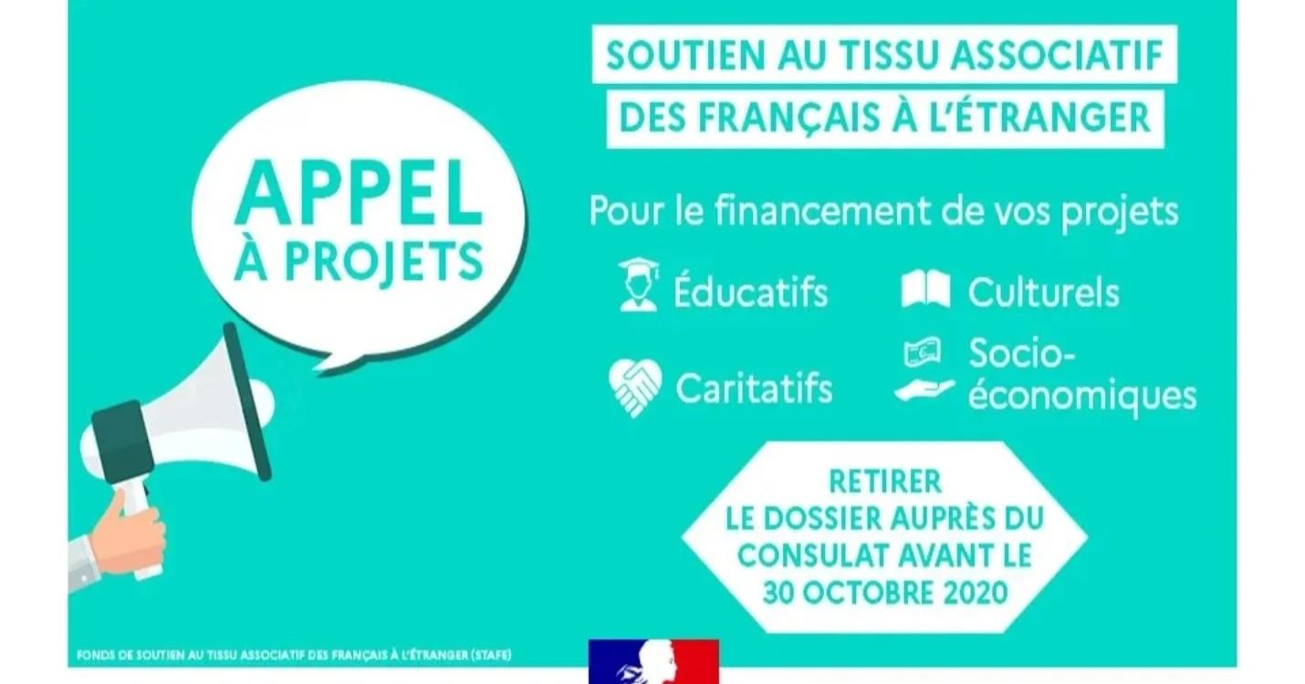 Dispositif de soutien au tissu associatif des Français à l'étranger (STAFE)-Replay