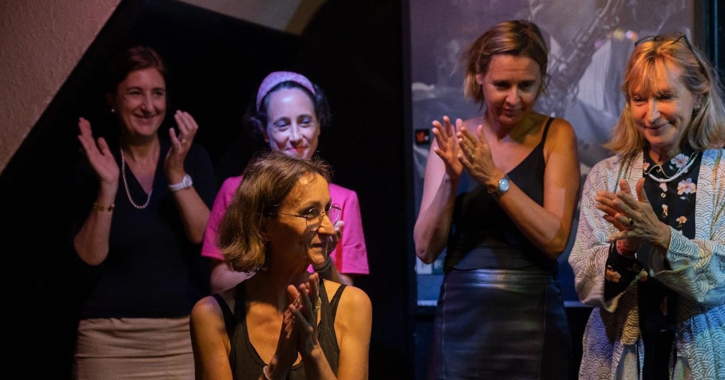 Du théâtre sur la French Radio Hong Kong et Macao avec CHORUS