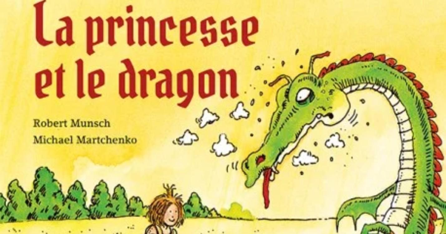 """""""La princesse et le dragon """""""