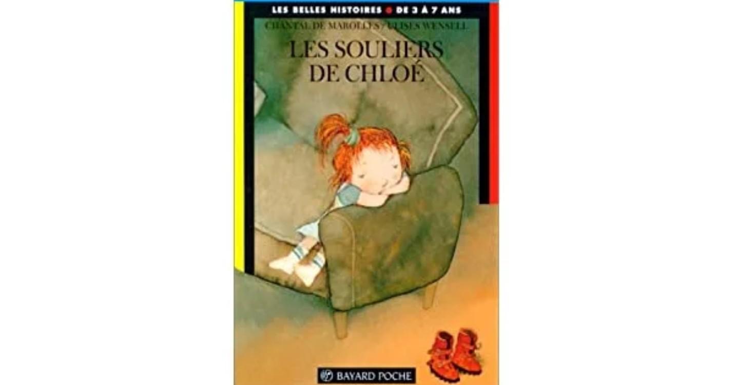 """Les souliers de Chloé"" de Chantal de Marolles, raconté par Alma Brami"