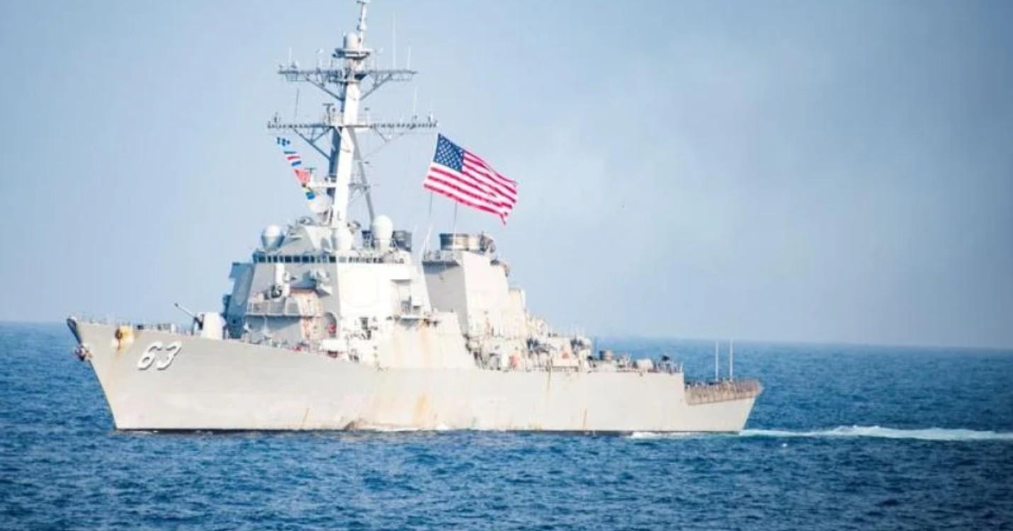 Un navire américain en transit dans les eaux taïwanaises, innovation : La France devant la Chine