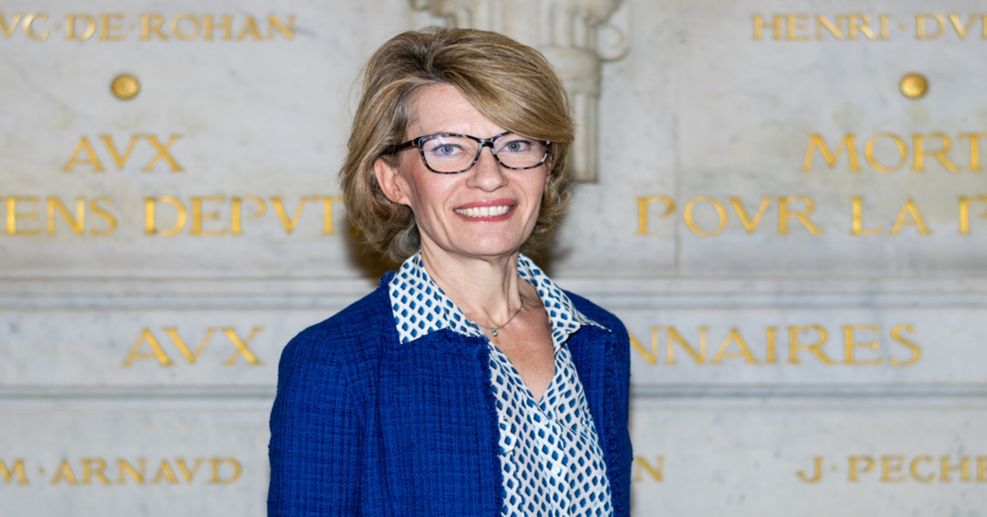Anne Genetet : une députée face à la «citadelle Bercy»