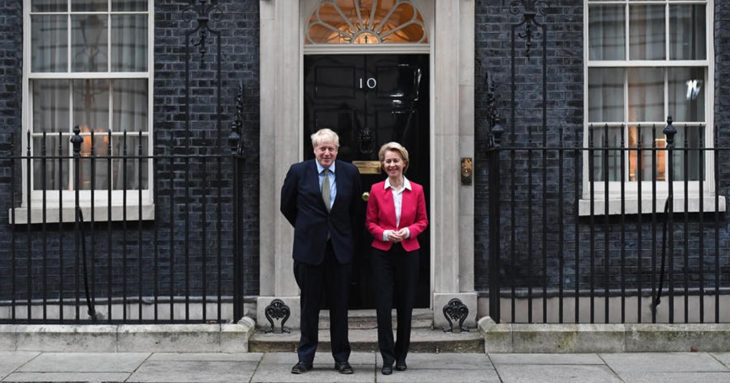 Brexit : Les envolées lyriques de Boris Johnson ne semblent pas inquiéter l'UE