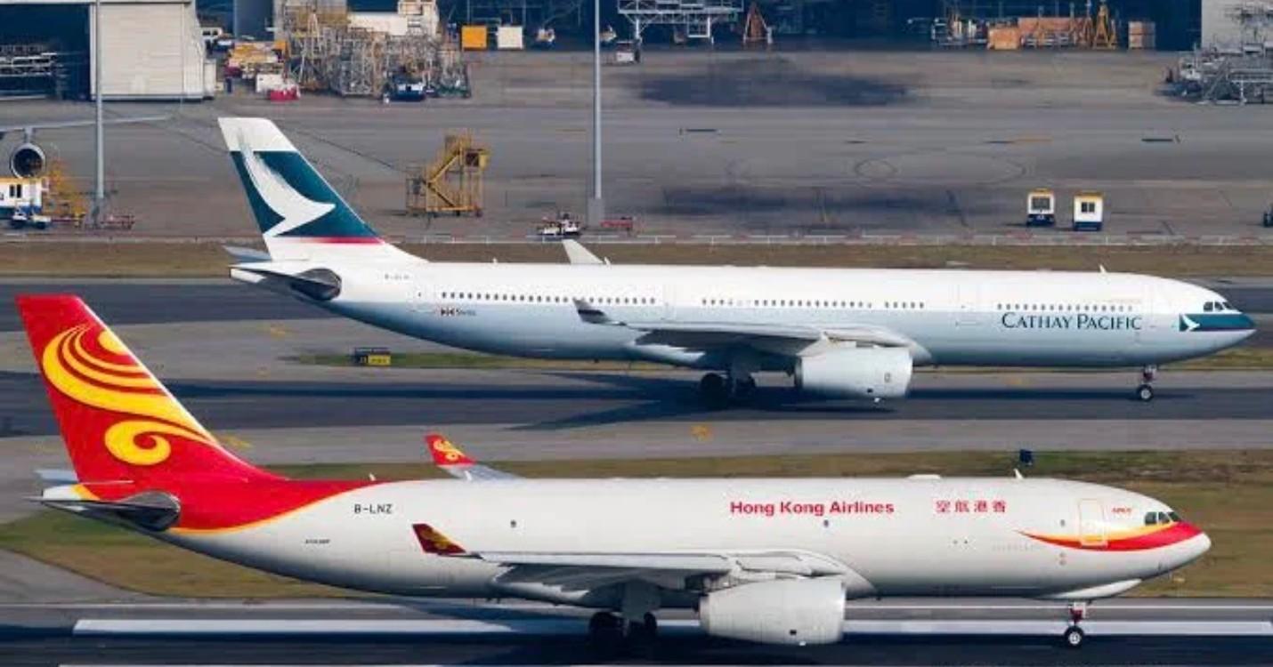 HK Airlines face à l'arrêt de Dragon, rassemblement à Taiwan en soutien aux 12 hongkongais arrêtés