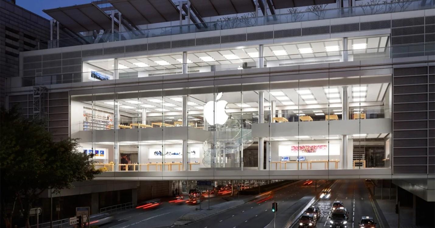 """L'Apple Store de l'IFC fermé 3 jours, un """"front uni"""" des universitaires contre la loi sécurité"""