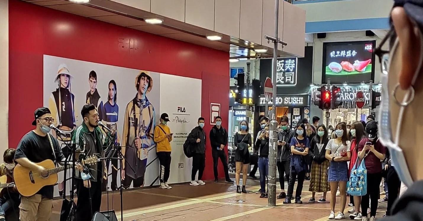 Mongkok, le quartier aux milles visages-Replay