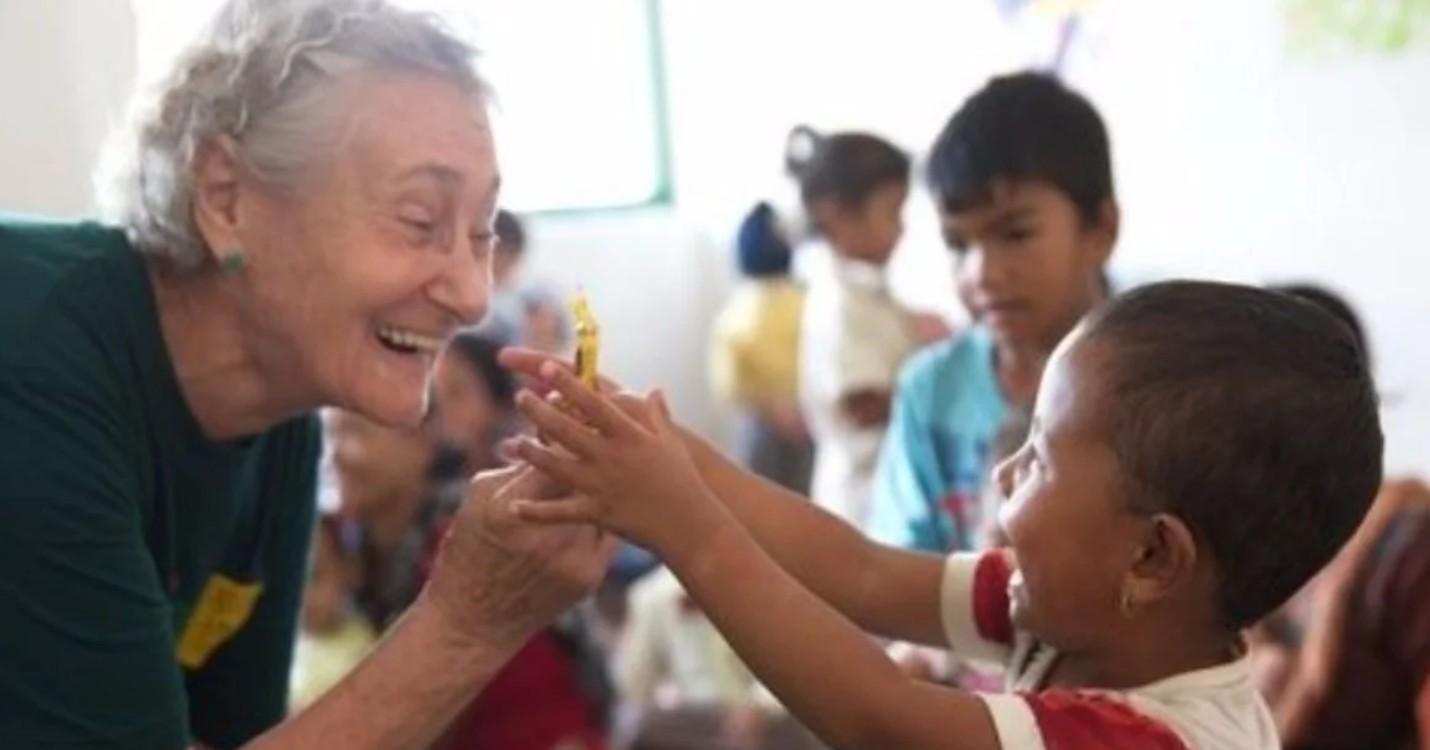 Nicole Sicard, une vie dédiée aux autres