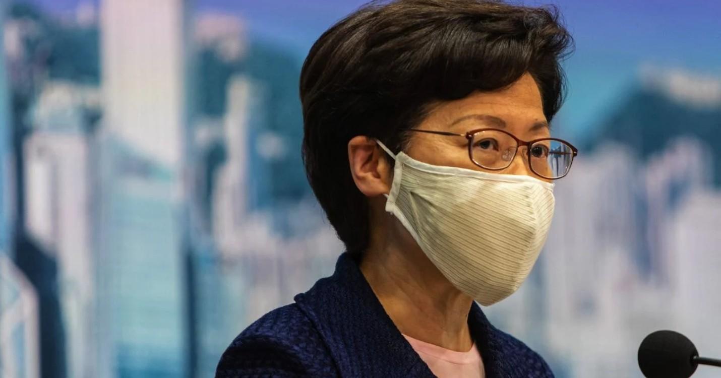 43 chats et chiens saisis, Carrie Lam veut intégré Hong Kong au plan de développement national