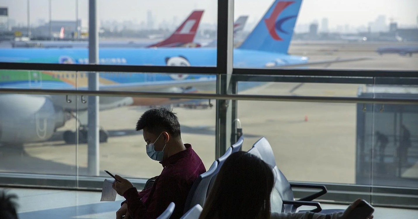 La Chine ferme ses frontières à une dizaine de pays, bulle de voyage avec Singapour officialisée