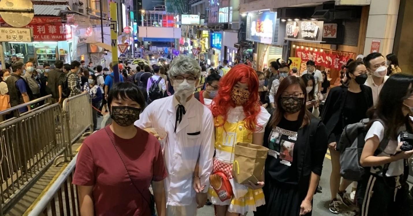 Les mesures antiépidémiques pourraient être renforcées, Ted Hui, membre du LegCo arrêté hier