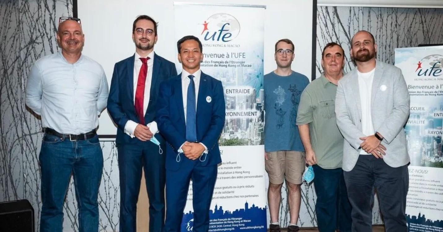 Reprise des activités de l'UFE Hong Kong