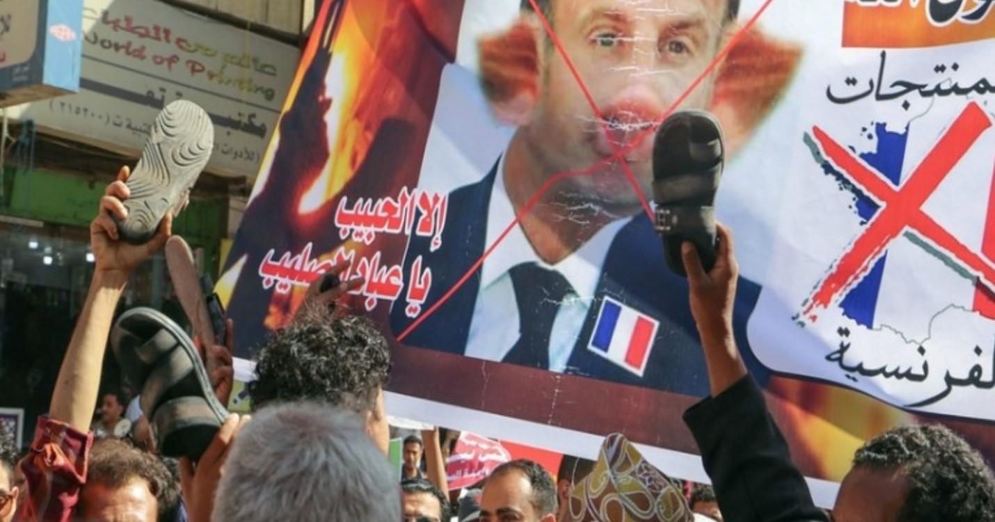 Sentiments anti-français dans le monde musulman