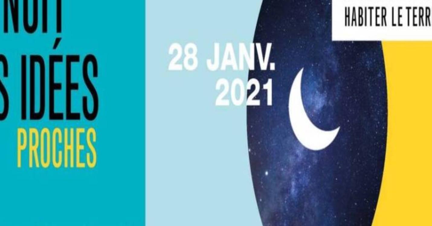 La nuit des idées 2021 : le «live» du réseau culturel français