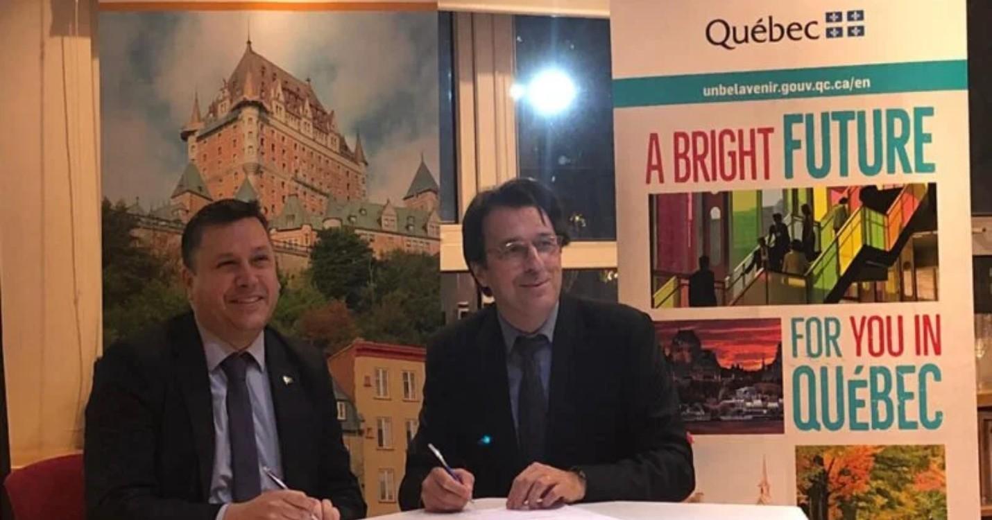 Le Québec, plus actif que jamais à Hong-Kong