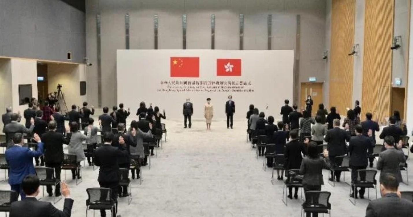 Les fonctionnaires vont prêter allégeance à HK et à la loi fondamentale,
