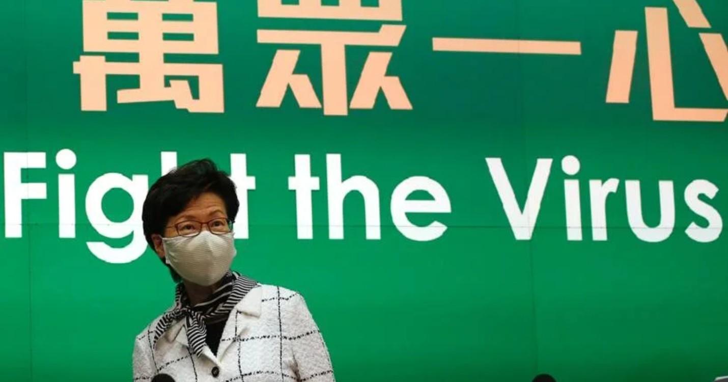 Renforcement des mesures antiépidémiques, USA : un statut spécial pour les résidents hongkongais