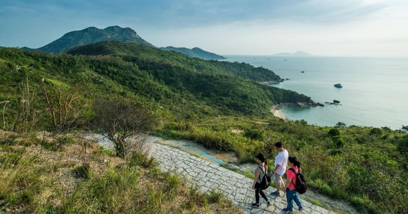 4 randonnées à faire en famille à Hong Kong