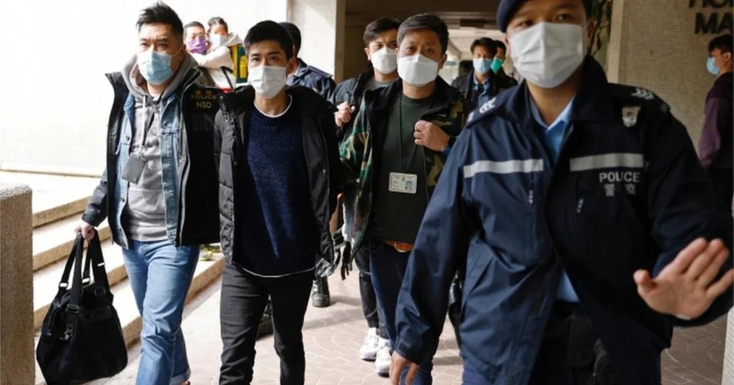 Loi sécurité nationale:arrestations massives à Hong Kong, aucune nouvelle de Jack Ma.