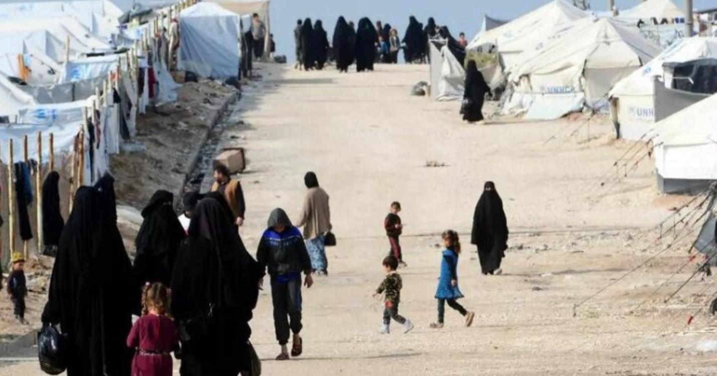 Sept jeunes Français rapatriés de Syrie