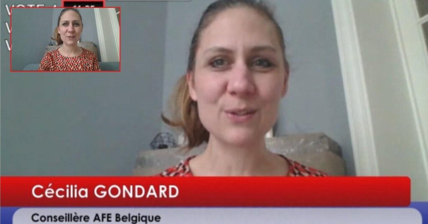 Cecilia Gondard : «Repenser l'action sociale pour l'après Covid !»
