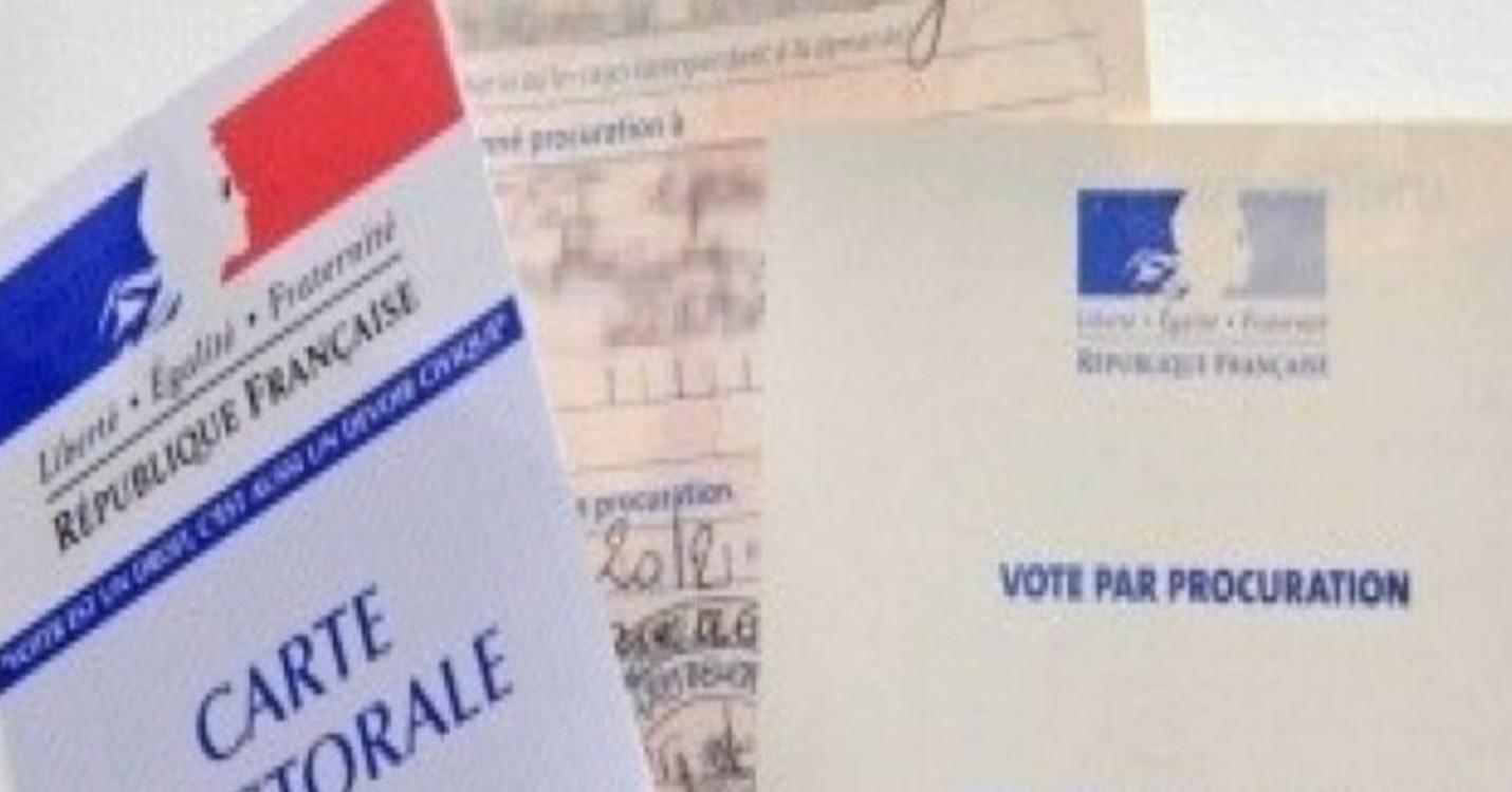 Voter en ligne ou à l'urne par procuration – Mode d'emploi