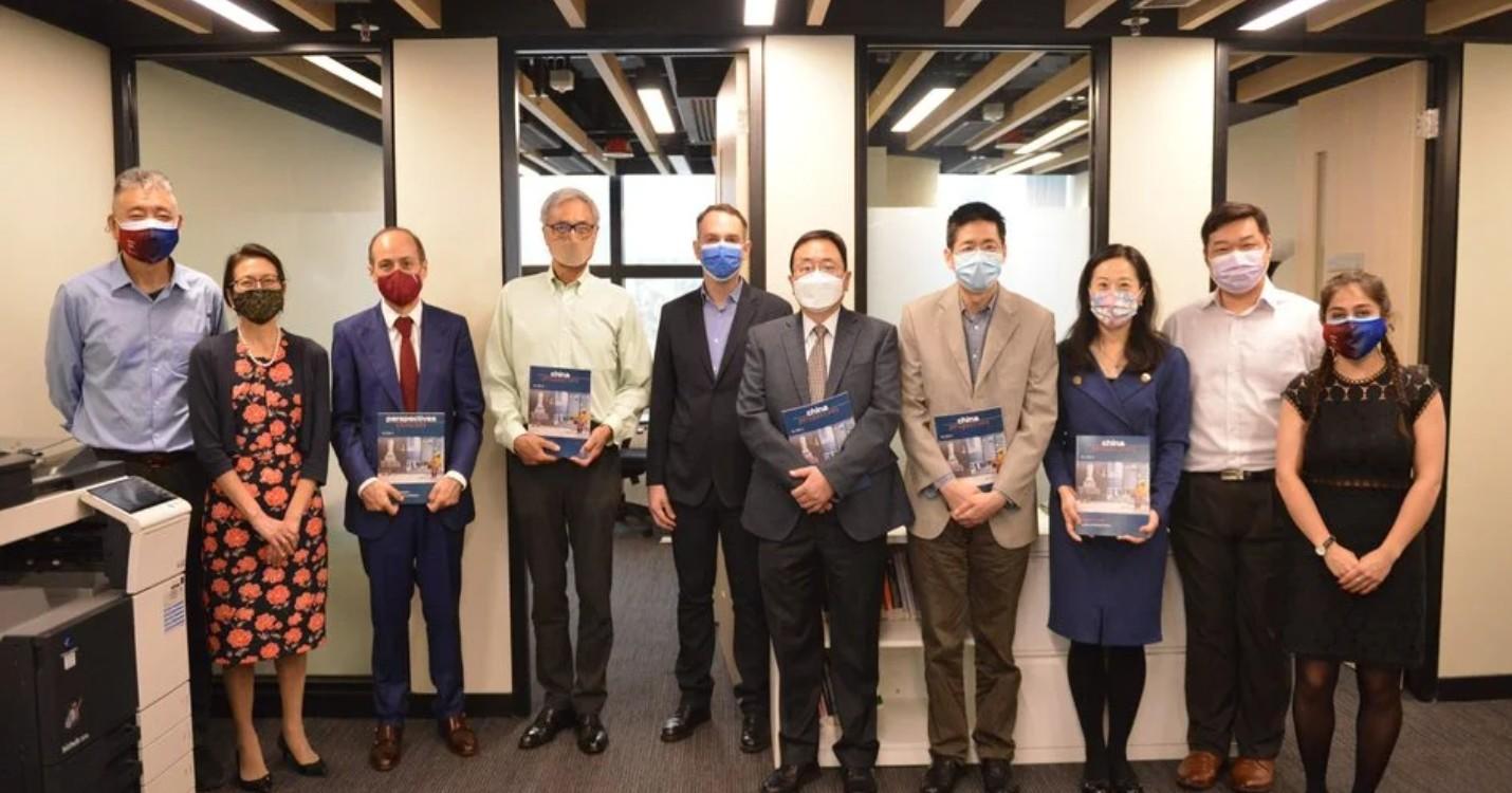 De nouveaux locaux du Centre d'études français sur la Chine contemporaine