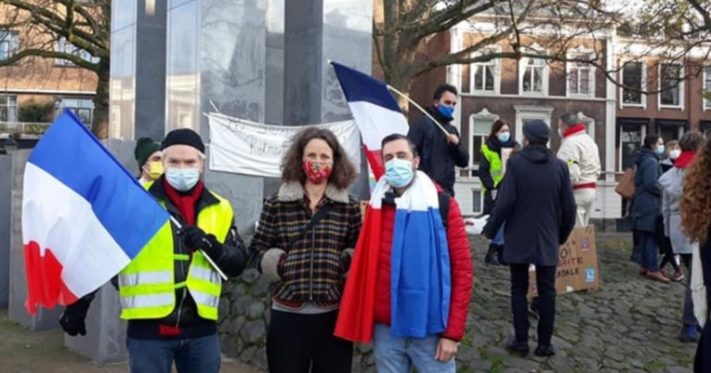 Florence Poznanski pour La France Insoumise : «Faire du qualitatif»