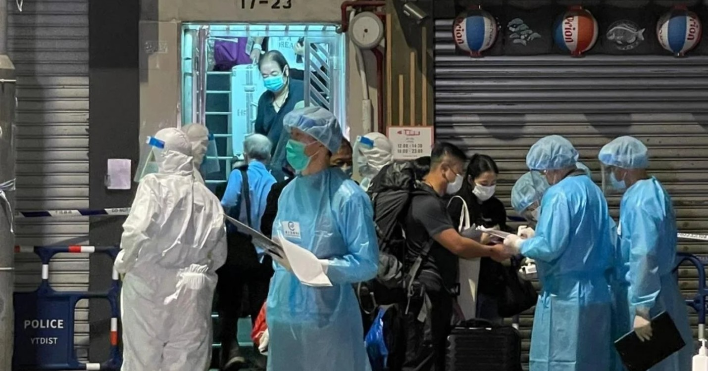 Un variant découvert à Hong Kong, Jimmy Lai condamné à 14 mois de prison