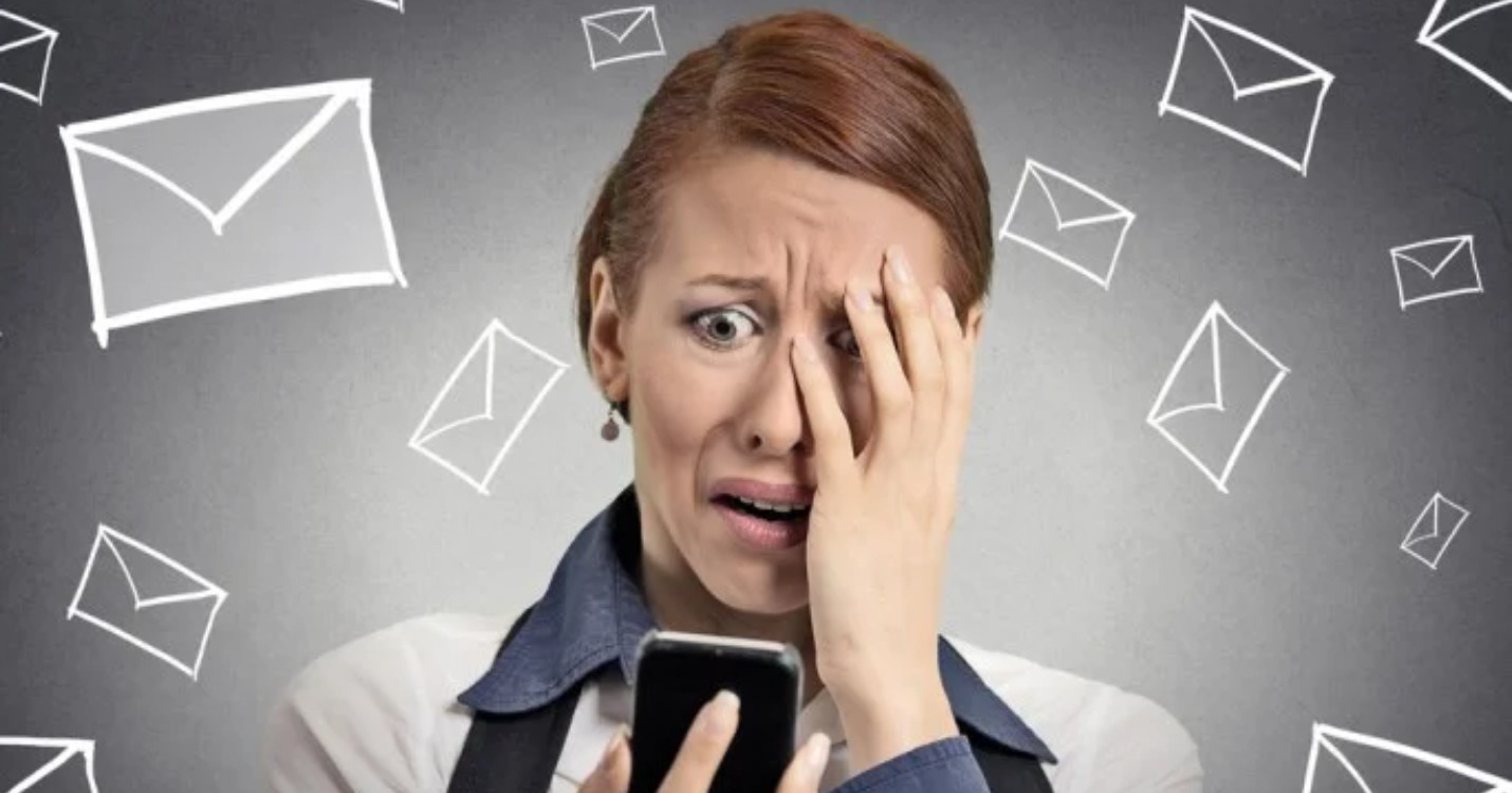 Vos emails vous rendent malheureux !
